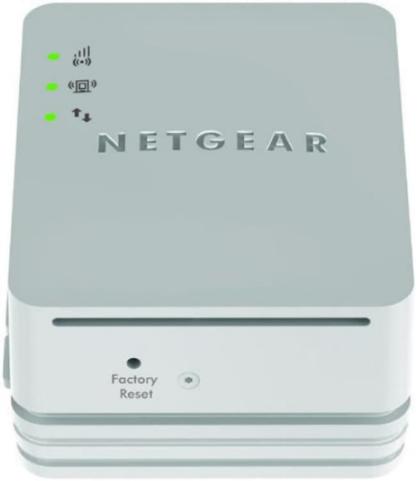 netgear factory reset button