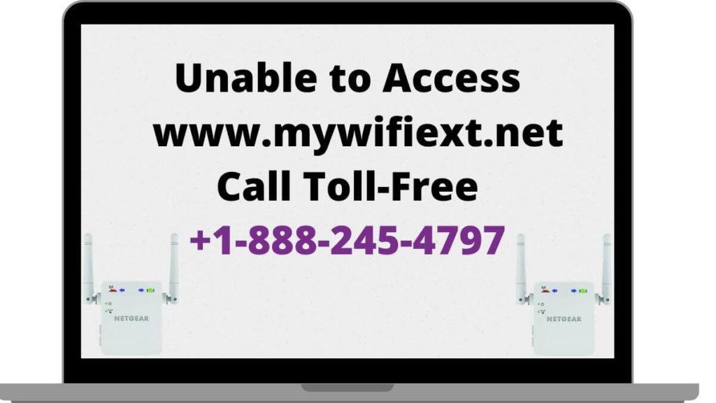 troubleshoot mywifext net website